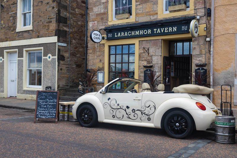 Lorachmhor Tavern Pittenween