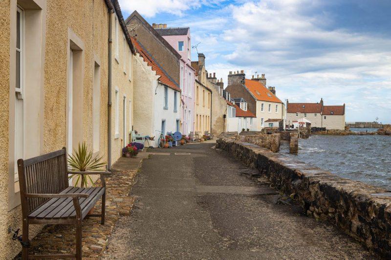 Pittnween Scozia