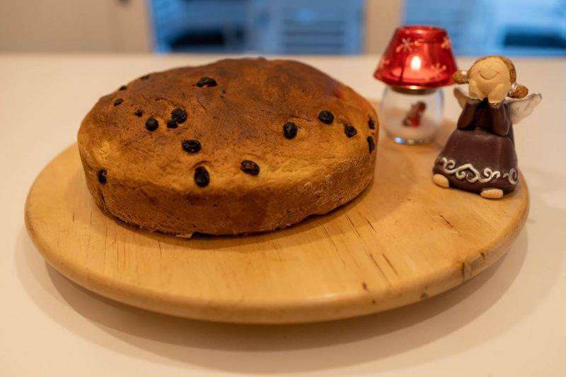Selkirk bannock ricetta