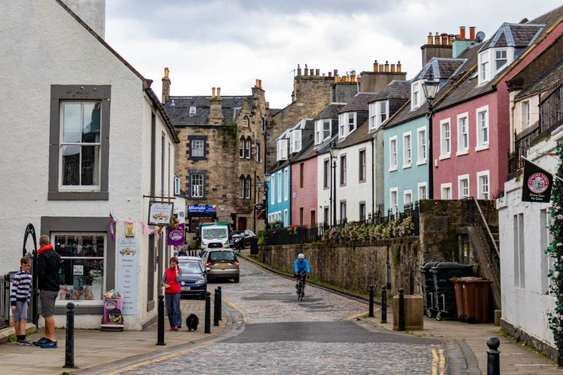 South Queensferry cosa vedere