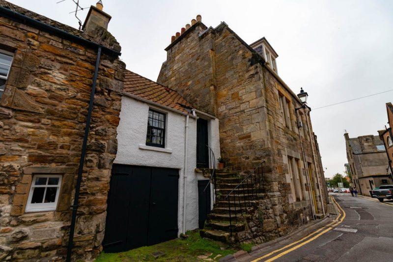 Casa pescivendola St Andrews
