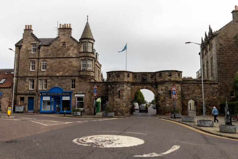 West Port St Andrews