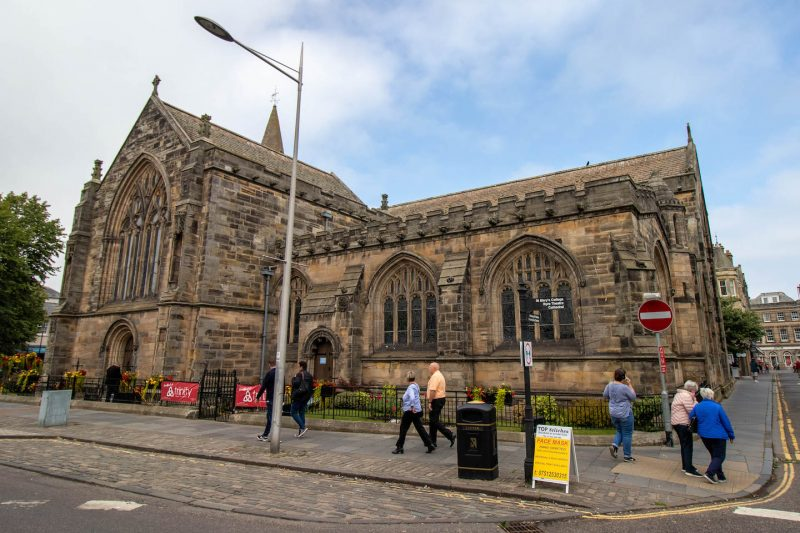Holy Trinity Church St Andrews