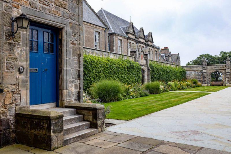 St Andrews università