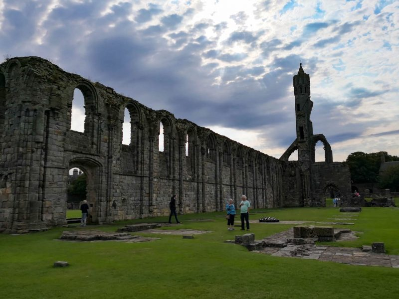 St Andrews Cattedrale