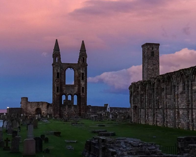 St Andrews cosa vedere